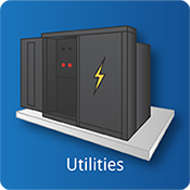 utilities and power service industry