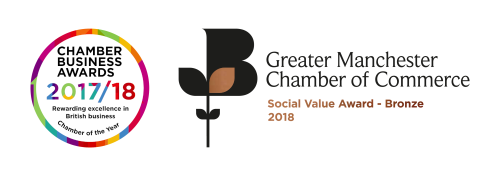 Greater Chamber of Commerce Manchester logo