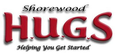 shorewood hugs logo