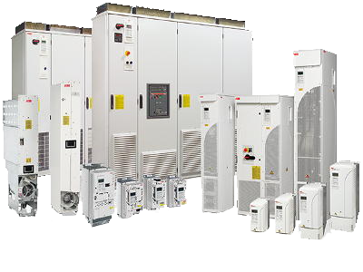 ABB ACS-800 Low Voltage AC Variable Frequency Drives Repair